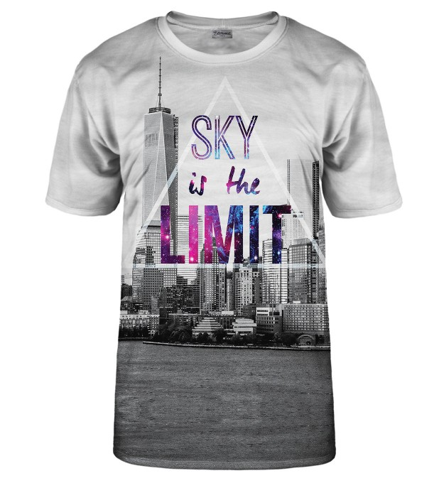 Sky is the Limit t-shirt Thumbnail 1