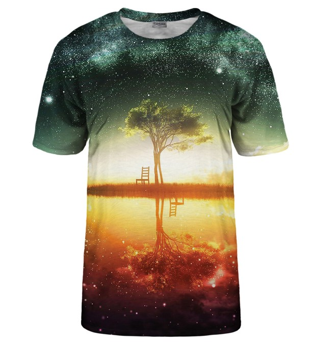 Tree t-shirt Miniaturbild 2