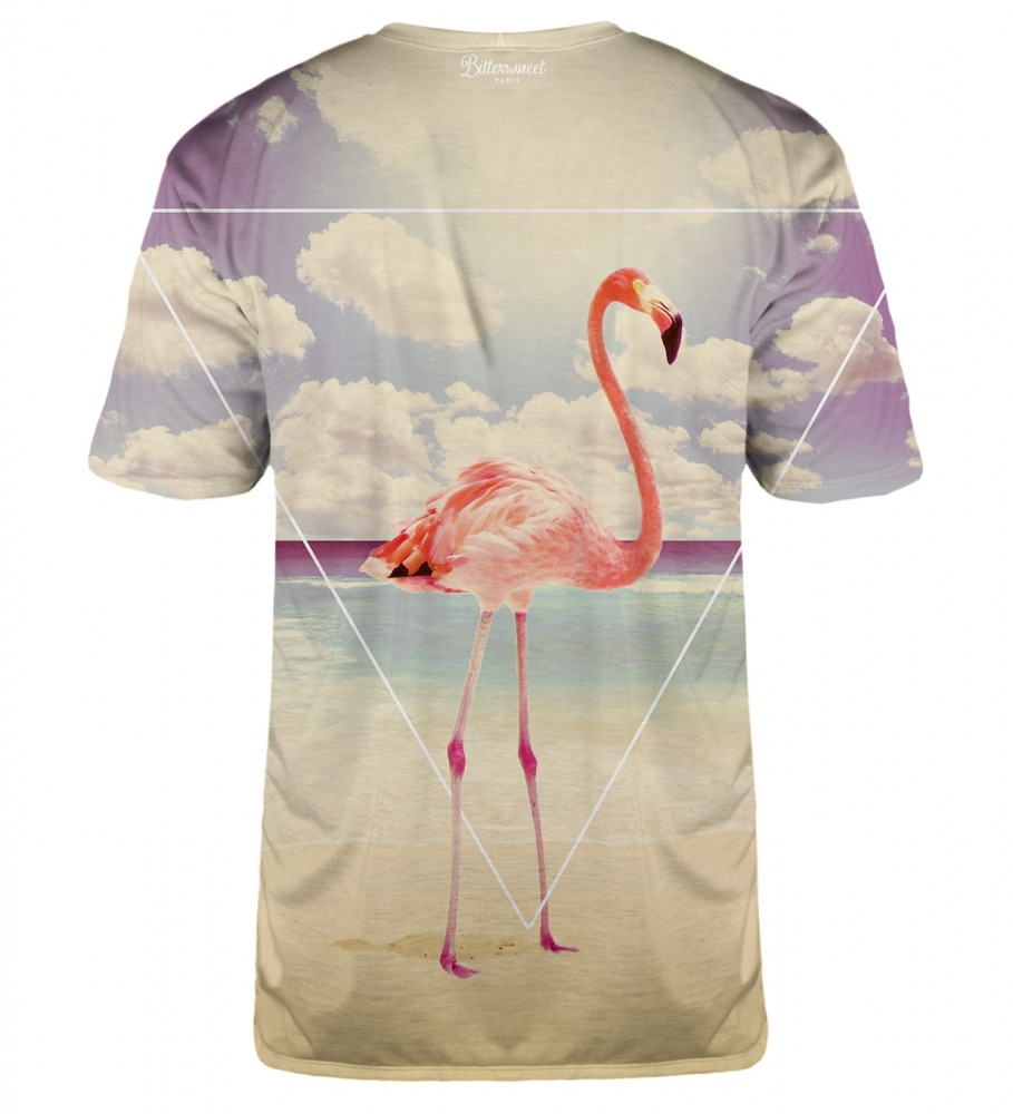 Bittersweet Paris, Flamingo t-shirt Image $i