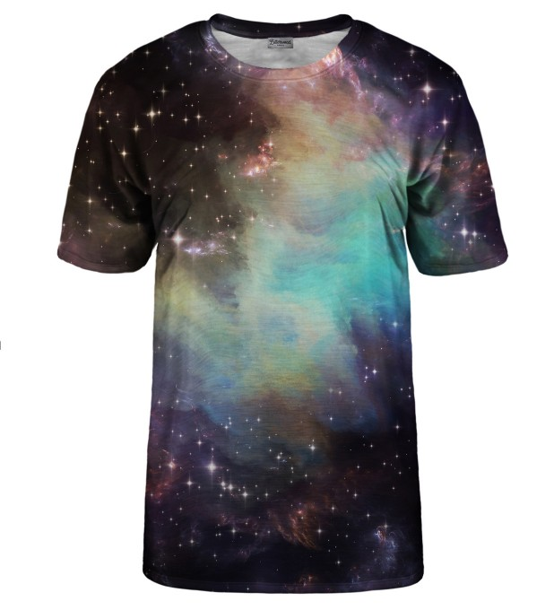 Galaxy clouds t-shirt Thumbnail 1