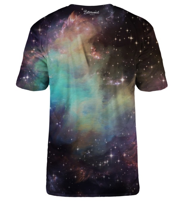 Galaxy clouds t-shirt Thumbnail 2