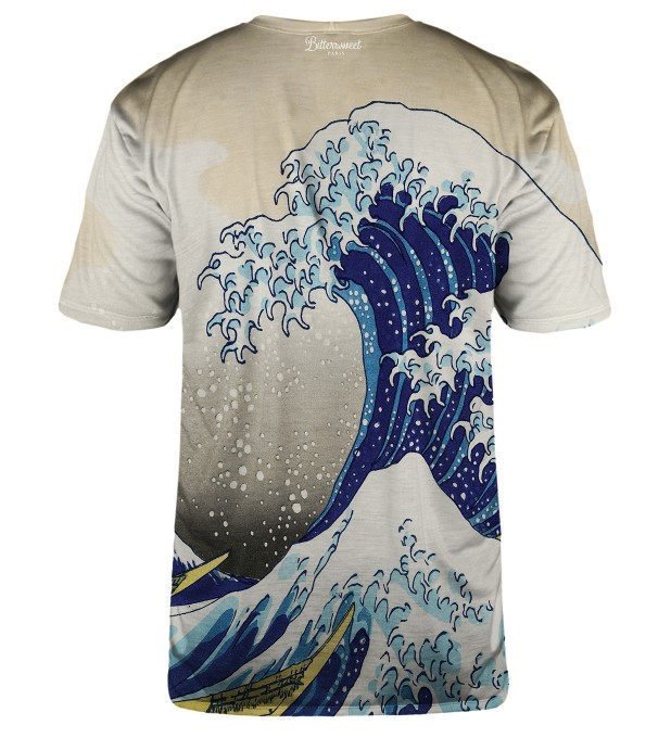 Great waves t-shirt Thumbnail 2