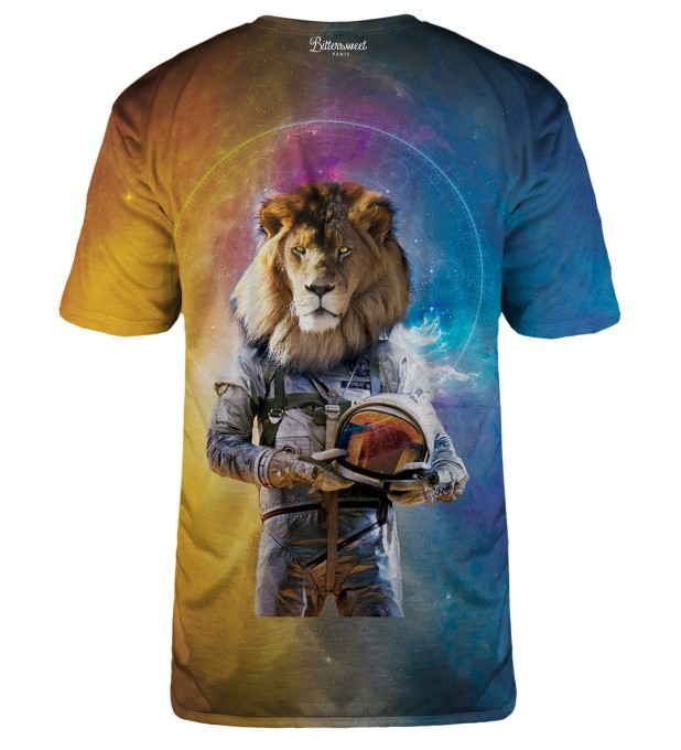 Space king t-shirt Thumbnail 2