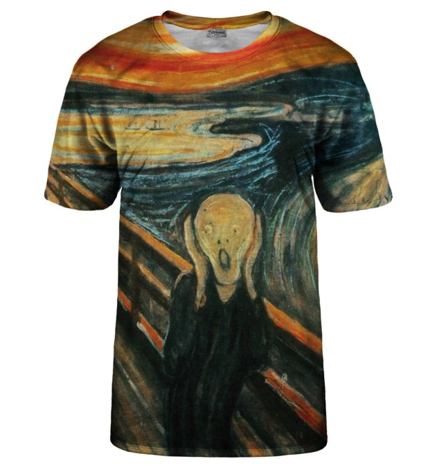 The scream t-shirt Miniaturbild 1