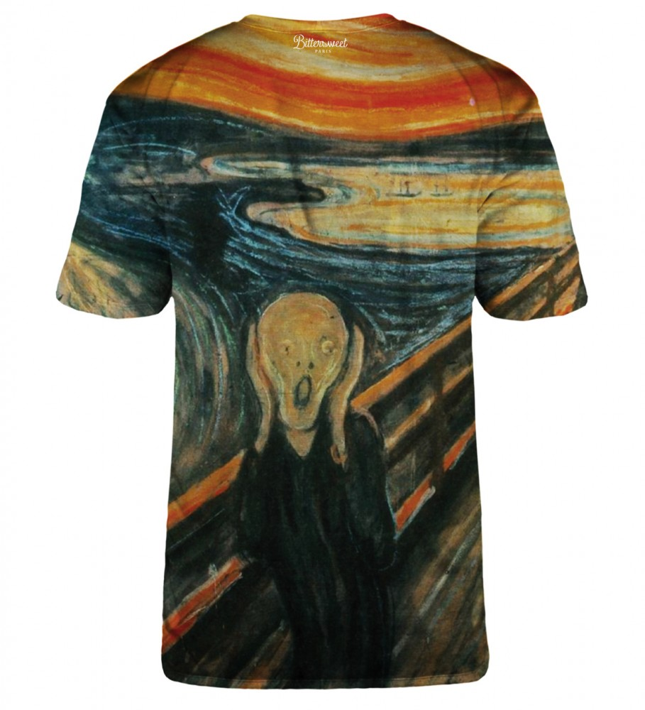 Bittersweet Paris, The scream t-shirt Image $i