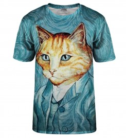 Bittersweet Paris, Van Cat t-shirt Thumbnail $i