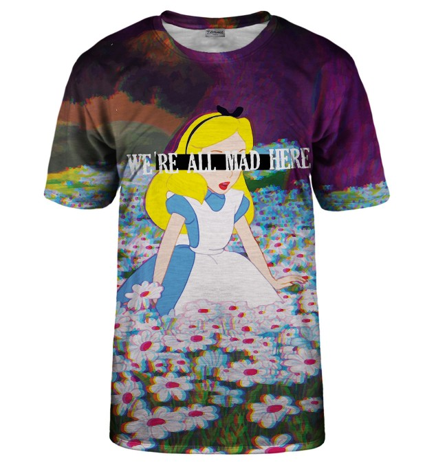 Mad Alice t-shirt Thumbnail 1