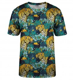 Bittersweet Paris, Jungle t-shirt Thumbnail $i