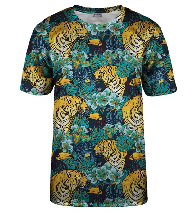 Jungle t-shirt Miniaturbild 1
