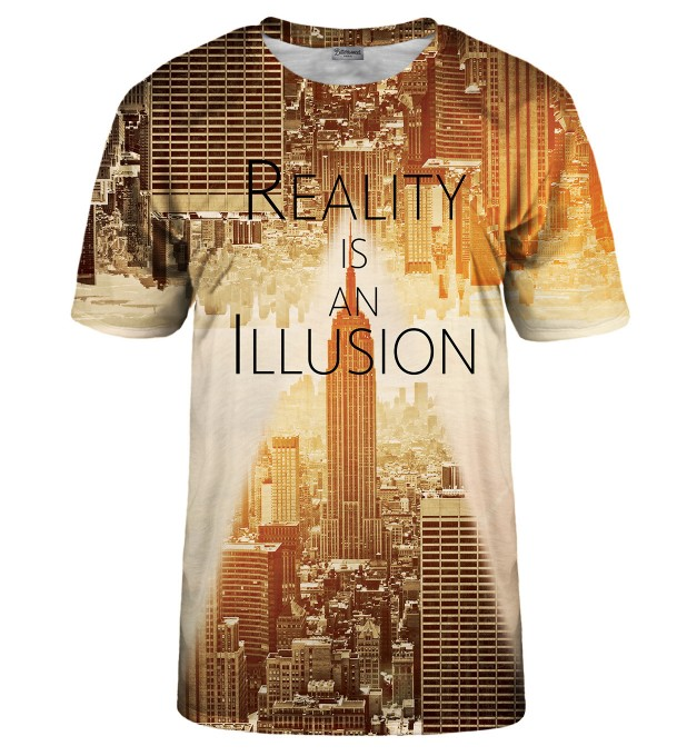 Reality t-shirt Thumbnail 2