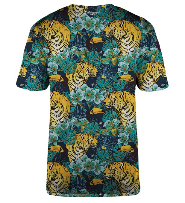 Jungle t-shirt Miniaturbild 2