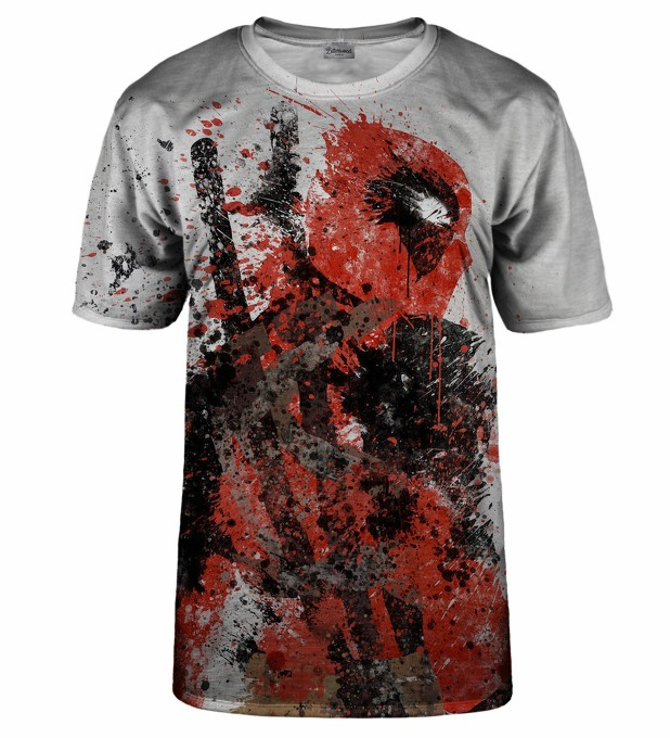 Weapon X t-shirt Thumbnail 1