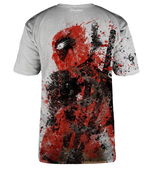 Weapon X t-shirt Thumbnail 2