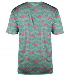 Bittersweet Paris, Flamingo t-shirt Thumbnail $i