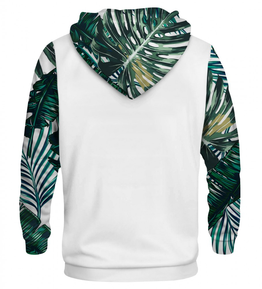 Bittersweet Paris, Tropical cotton hoodie Image $i
