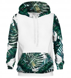 Bittersweet Paris, Tropical cotton hoodie Thumbnail $i