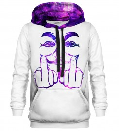Bittersweet Paris, Anonymous message hoodie Thumbnail $i