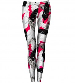 Bittersweet Paris, Feathers Leggings Thumbnail $i