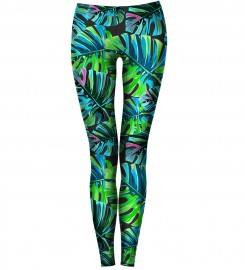 Bittersweet Paris, Tropical Colors Leggings Thumbnail $i