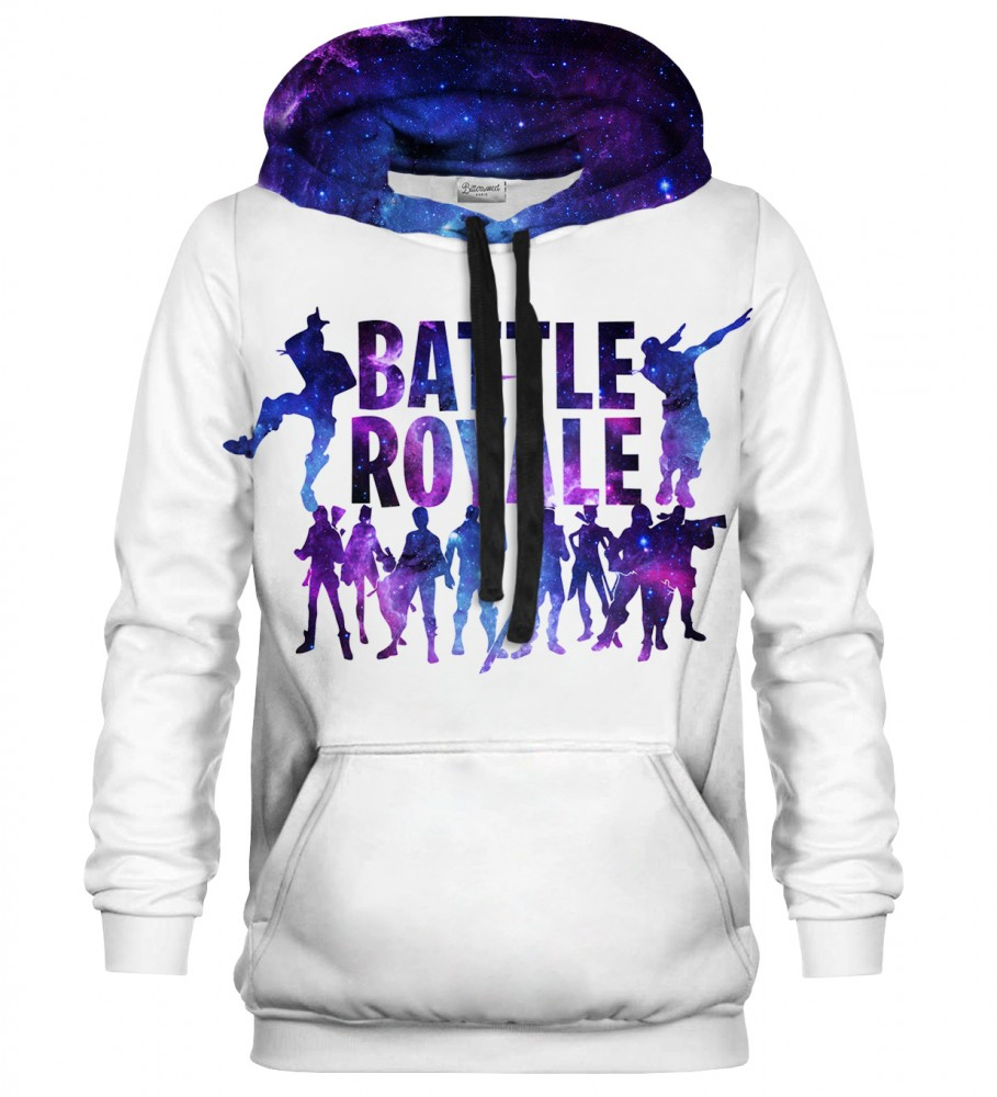 Bittersweet Paris, Battle Royale hoodie Image $i