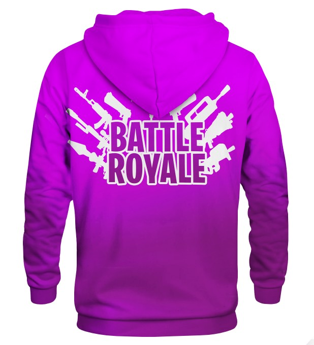 Battle Royal kapuzenpullover Miniaturbild 2