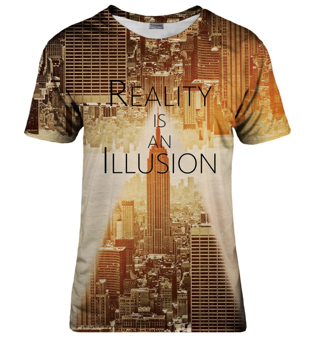 Reality t-shirt Thumbnail 1