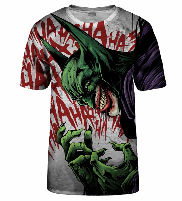 Bat-Joker t-shirt Miniaturbild 1