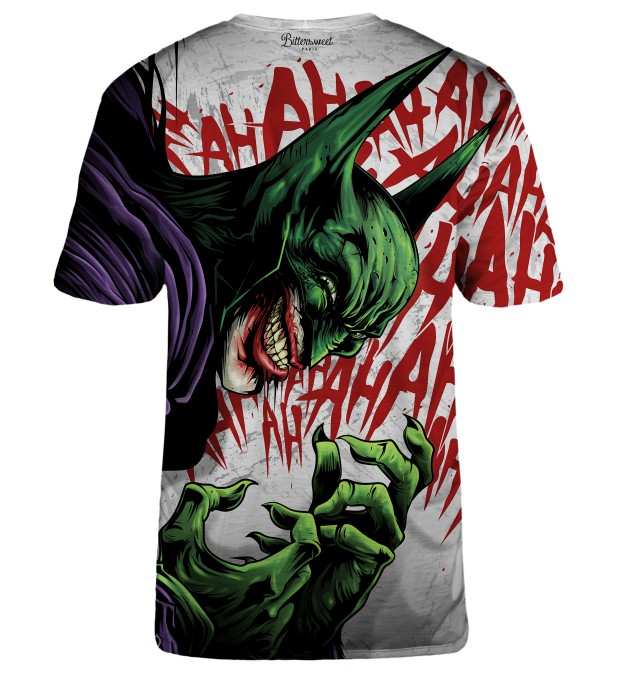 Bat-Joker t-shirt Miniaturbild 2