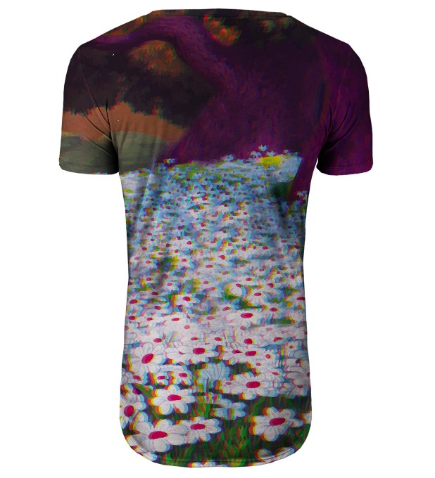Mad Alice longline t-shirt Thumbnail 2