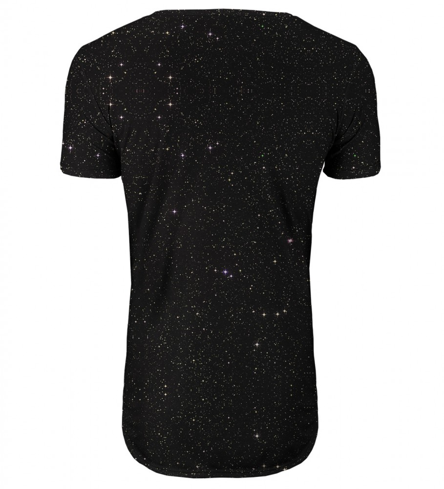 Bittersweet Paris, Fly with me longline t-shirt Image $i
