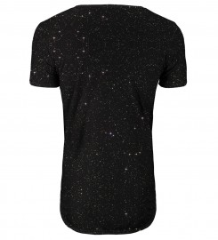 Bittersweet Paris, Fly with me longline t-shirt Thumbnail $i