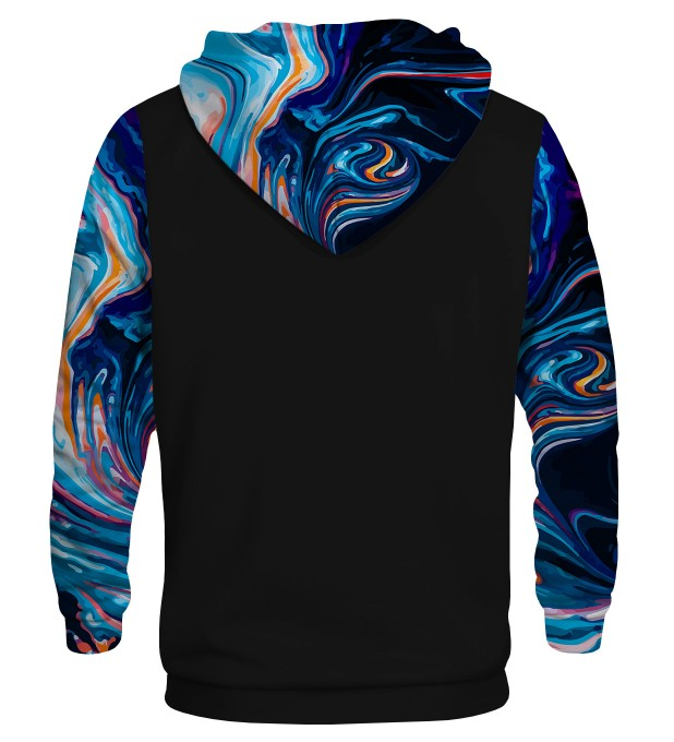 Marble cotton hoodie Thumbnail 2