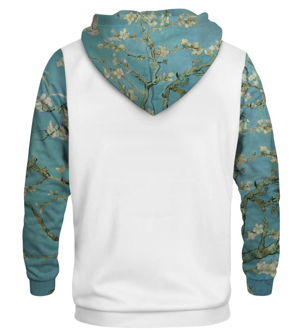 Almond Blossom cotton hoodie Thumbnail 2