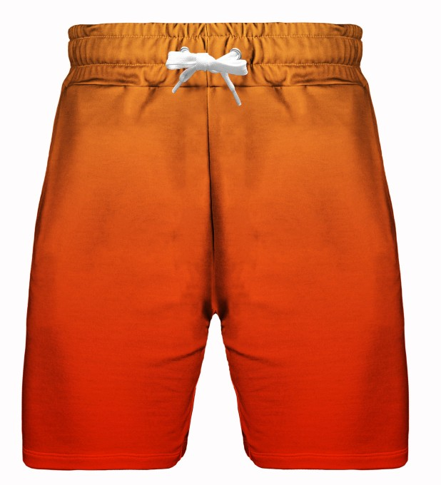 Orange Gradient kurze Hose Miniaturbild 1