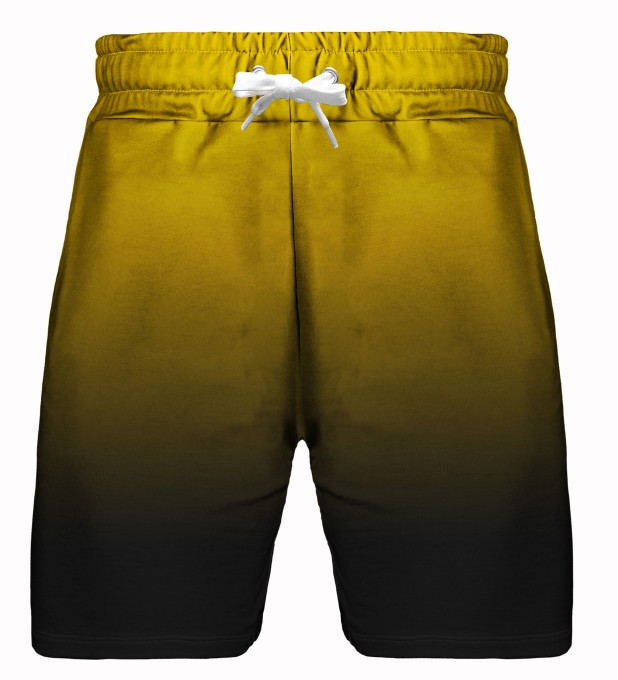 Golden Black Gradient shorts Thumbnail 1