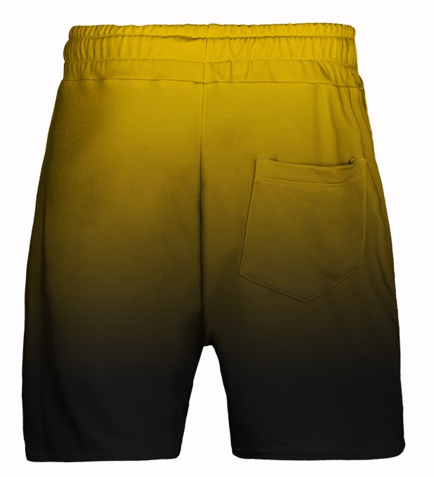 Golden Black Gradient shorts Thumbnail 2