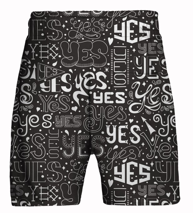 Say Yes shorts Thumbnail 2