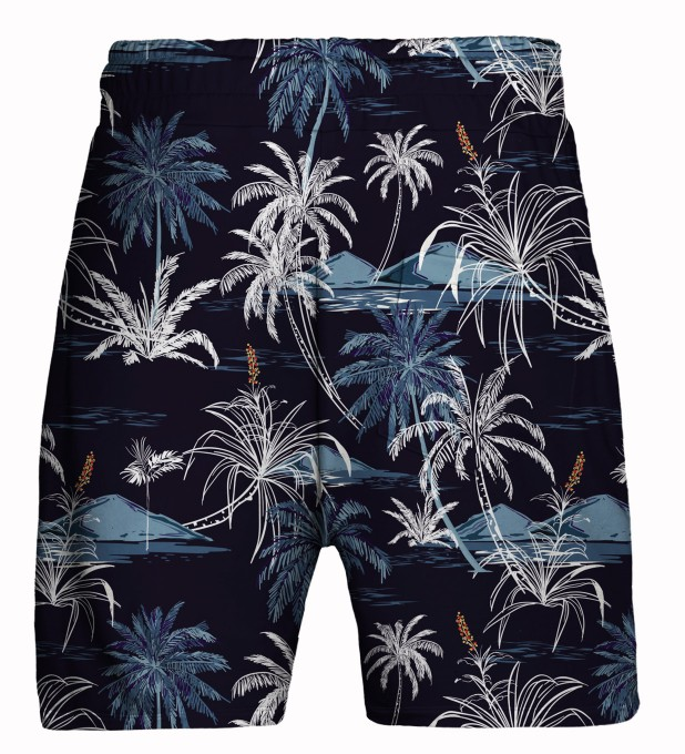 Tropical Palms shorts Thumbnail 2
