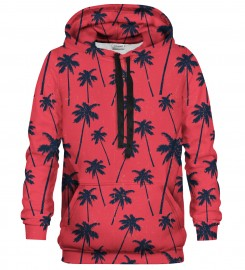 Bittersweet Paris, Red Palms hoodie Thumbnail $i