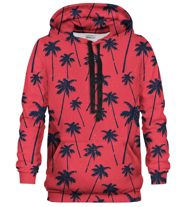 Red Palms hoodie Thumbnail 1