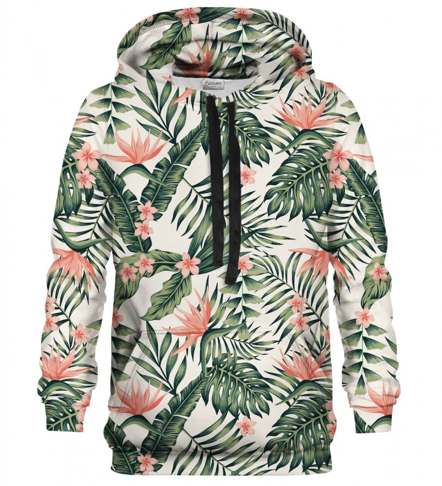 Bittersweet Paris, Jungle Flowers hoodie Image $i