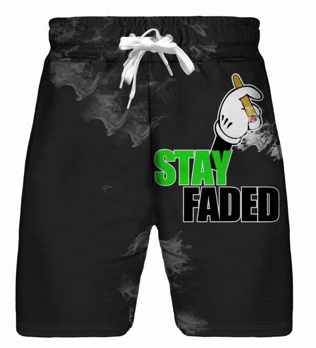 Stay Faded shorts Thumbnail 1