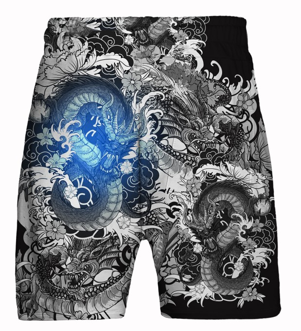 Dragon shorts Thumbnail 2