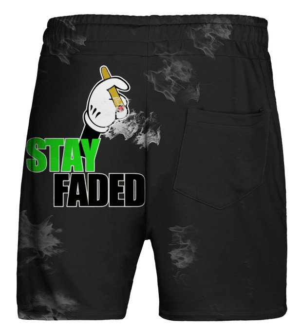 Stay Faded shorts Thumbnail 2