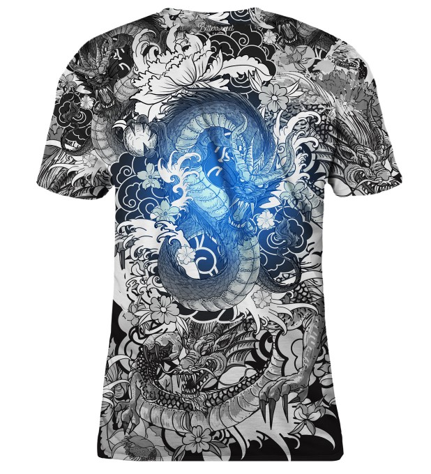Dragon t-shirt Thumbnail 2