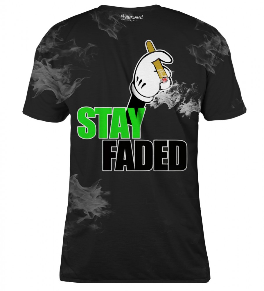 Bittersweet Paris, Stay Faded t-shirt Image $i