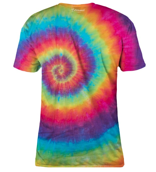 Colorful Tie-dye t-shirt Thumbnail 2
