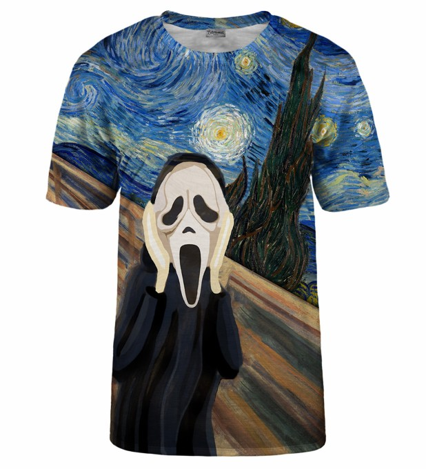 Real Scream t-shirt Thumbnail 1