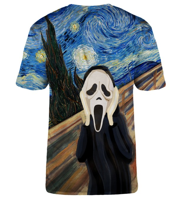 Real Scream t-shirt Thumbnail 2