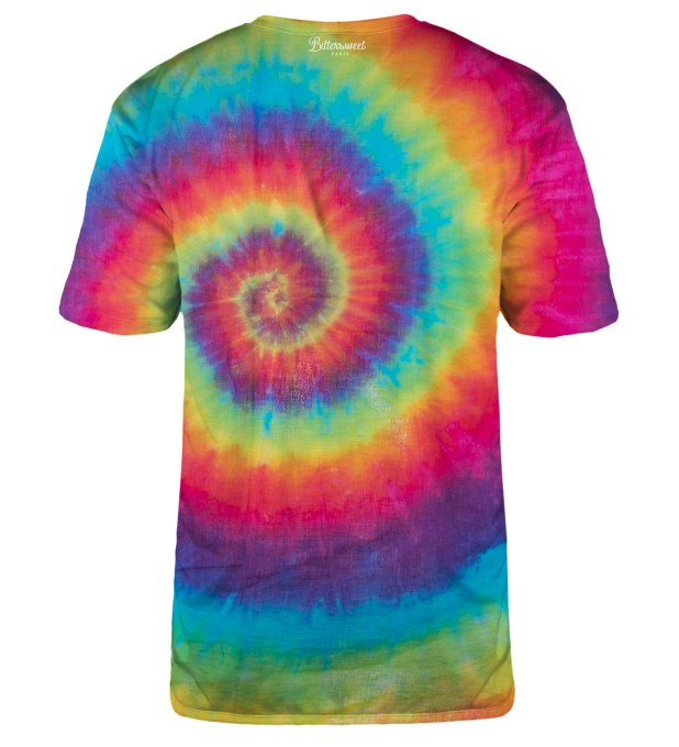 Colorful Tie-dye t-shirt Miniaturbild 2